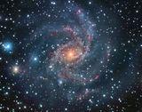 Ученые отыскали во Вселенной галактику-отшельницу