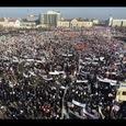 СМИ: Студенты из Грозного заявили, что их силком согнали на митинг в честь Крыма