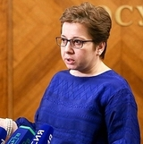 Федермессер снялась с выборов в Мосгордуму