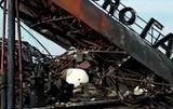В Новосибирске после пожара задержали директора автозаправки
