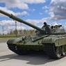 Т-72 выстоял после атаки ПТУР в Сирии