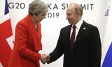 Мэй оценила возможность нормализации отношений России и Великобритании