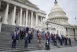 Демократы заявили о своем большинстве в сенате США