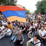 Полиция Еревана задержала полсотни участников протеста