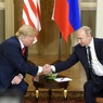 """Ушаков рассказал о """"висящей в воздухе"""" идее встречи Путина и Трампа"""