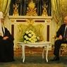 Путин посетит Архиерейский собор РПЦ