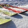 Российские лыжницы завоевали медаль в олимпийской эстафете
