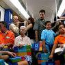 Греция: В Афинах общественный транспорт стал бесплатным