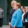 В Берлине рассказали о самочувствии Меркель после нового приступа