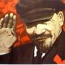 В Красноярске памятник Ленину пострадал за Украину