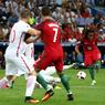 ЕВРО-2016: Фортуна изменила Польше в послематчевой лотерее