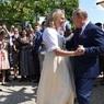 Путин станцевал с Карин Кнайсль на ее свадьбе