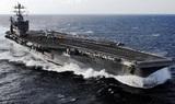 Авианосец ВМС США вошел в Арктику впервые почти за 30 лет