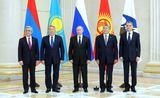 Молдавия отказалась войти в Евразийский экономический союз