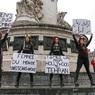 В Femen сообщили о смерти одной из активисток движения в Париже