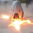 В SpaceX рассказали об аварии во время испытаний Crew Dragon