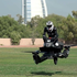 Hoversurf представила свой летающий мотоцикл HoverbikeS3 2019