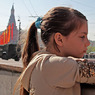 В Москву к Параду Победы пришла колонна военной техники