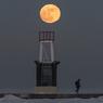 Конец января ознаменует зловещая кровавая Луна