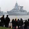 """Крейсер """"Адмирал Кузнецов"""" возглавил поход в Средиземное море"""
