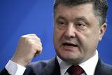 Порошенко отказался общаться с российскими СМИ