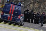 Дело о посягательстве на жизнь полицейского на митинге в Москве передано в ГСУ СКР