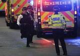 В Лондоне от отравления неизвестным веществом пострадали три человека