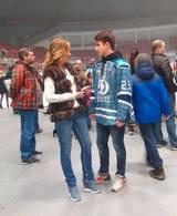 Павел Ротенберг: «Я был рад возможности поиграть против канадцев»