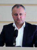 Игорь Додон победил на выборах президента Молдавии