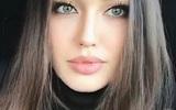 В Сеть попали снимки модели Анастасии Костенко до пластических операций