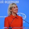 Захарова: МИД уведомил партнёров России о приостановке ДРСМД