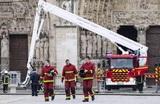 Криминалисты назвали предварительную причину пожара в Нотр-Дам