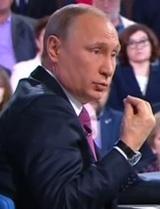 """Путин: """"Я недавно снова стал дедушкой и не хочу, чтобы внуки были принцами крови"""""""
