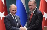Эрдоган приедет в Россию с однодневным визитом