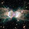 Астрономы обнаружили лазерное излучение в туманности Муравей