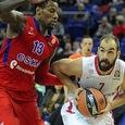 Бюджет баскетбольного ЦСКА превысил 2 млрд рублей