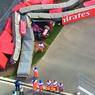 Гран-при России: Тренировка была остановлена после страшной аварии Сайнса