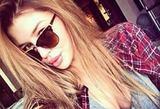 Дочь Заворотнюк оставила публикацию в блоге после долгого молчания