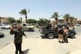 Египет закрыл воздушное пространство на востоке Ливии двумя ЗРК С-300