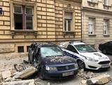Появилось видео последствий сильнейшего за 140 лет землетрясения в Хорватии