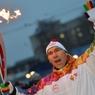Валуев едва не проспал эстафету Олимпиады в Кемерове (ФОТО)