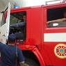 На Майдане горят баррикады