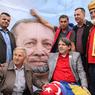 Эрдоган снова улетел в неизвестном направлении