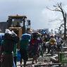 Гуманитарная катастрофа Филиппин: всю еду уносят чиновники (ФОТО)