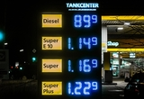 Нефть не смогла удержаться на уровне 40 долларов за баррель