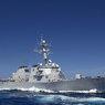 Американский эсминец покинул акваторию Черного моря досрочно