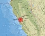 В Калифорнии зарегистрировано землетрясение мощностью 3,5 балла