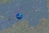 Бомбардировщик США приблизился к российским границам