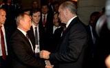 Эрдоган торопит с введением безвизового режима между Турцией и Россией
