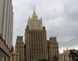 Антонов после консультаций об отношениях России и США покинул здание МИД без комментариев